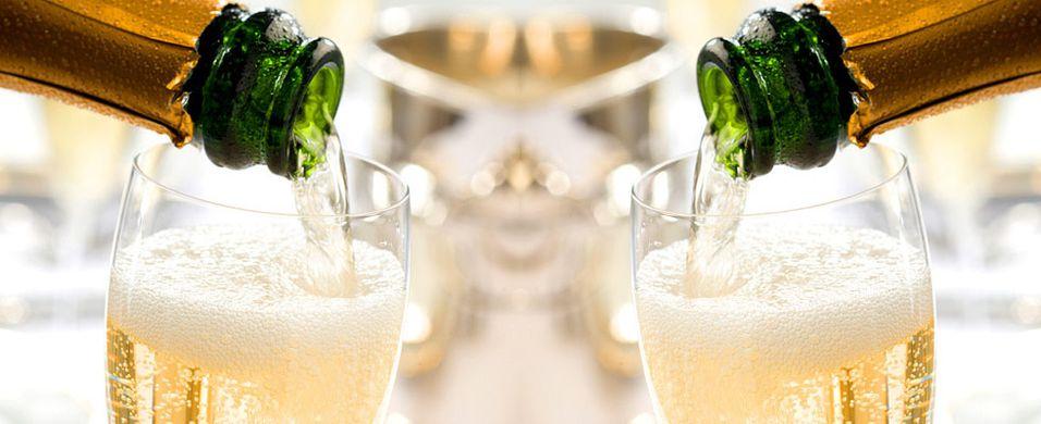 Vinkurs 18. juni - Sprudlende champagnekurs med Mai Tjemsland