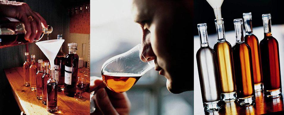 21. mai i Oslo - Cognackurs lær å blande din egen cognac