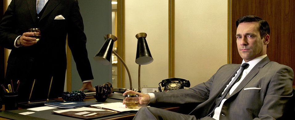 «Mad Men» gir whiskyboom