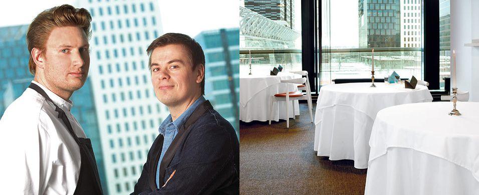 Oslo-restaurant får to Michelin-stjerner