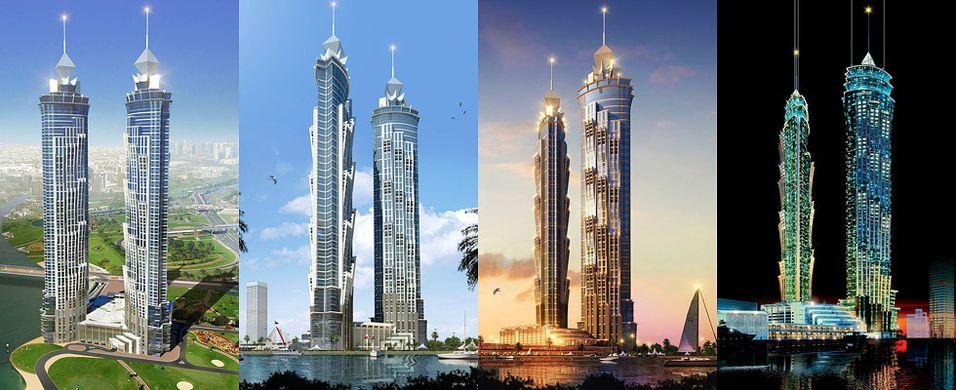 Dette blir verdens høyeste hotell