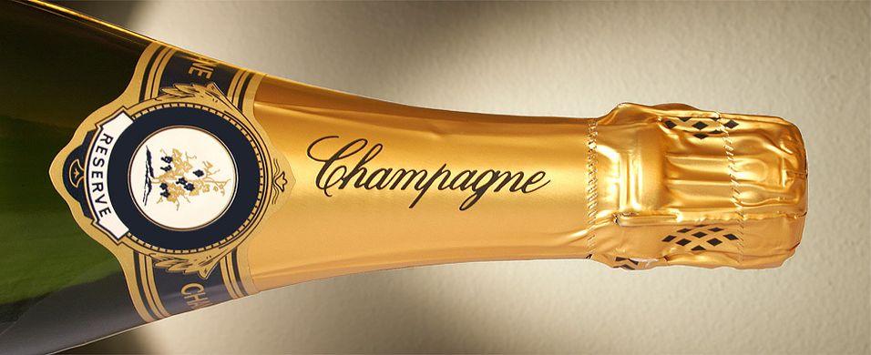 Test av vintage champagne - Blanc de Blancs