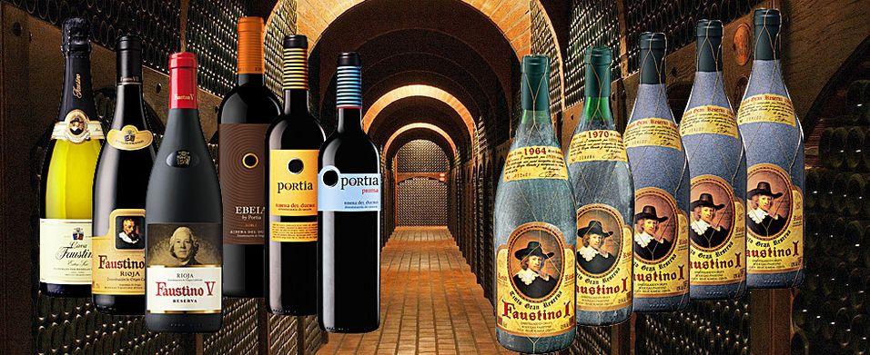 30. januar - Smak fantastisk Riojavin fra 1964, 1970, 1991...