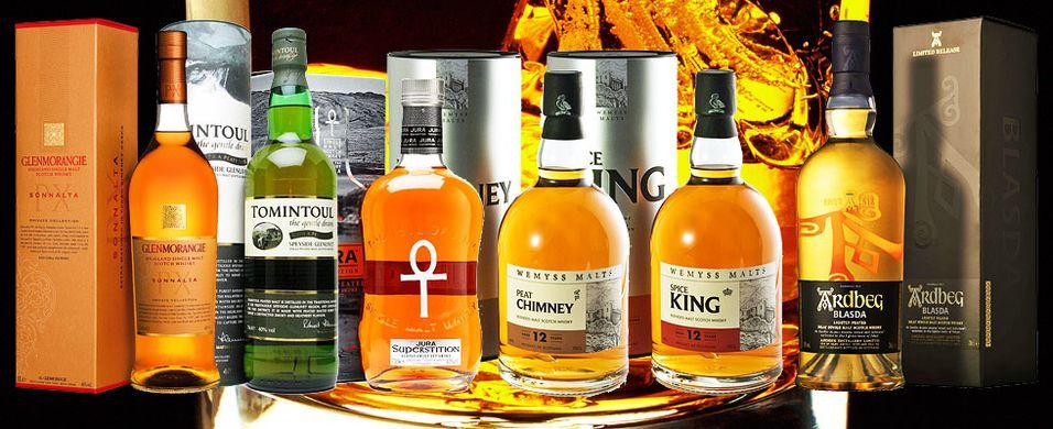 23. januar - Skotsk maltwhisky med særpreg
