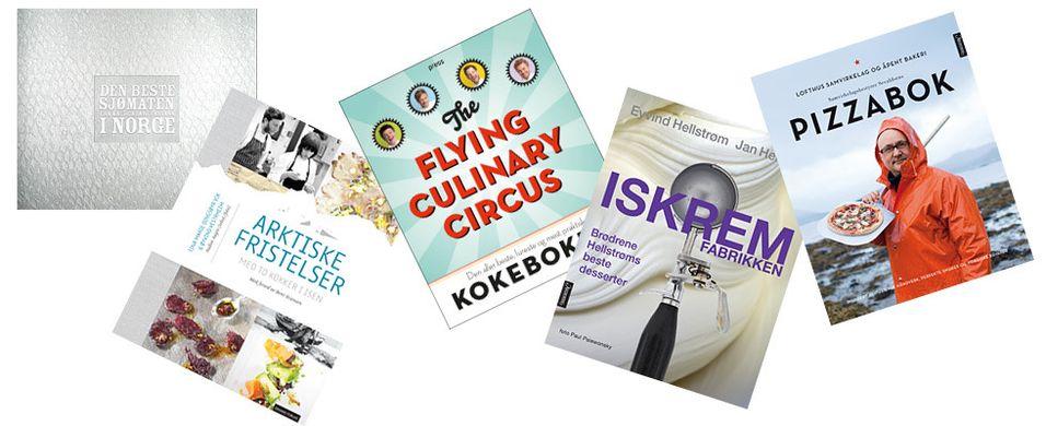 Juryens bedømmelse Beste Norske kokebok 2011