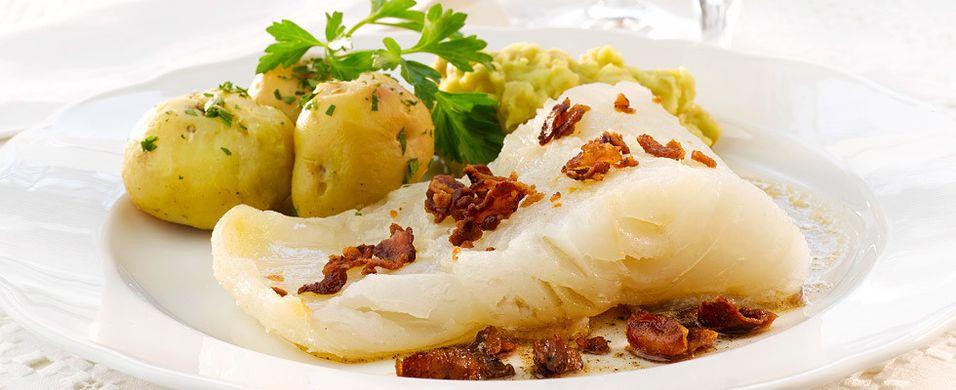 JULEMAT: Slik koker du lutefisk