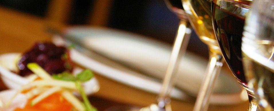 Lag din egen popp opp-restaurant
