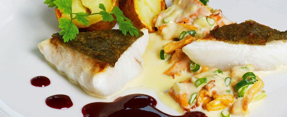 DAGENS RETT: Dette blir sensommerens beste middag