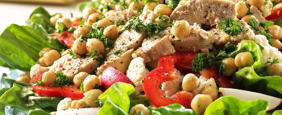 DAGENS RETT: En slik salat får opp matlysten
