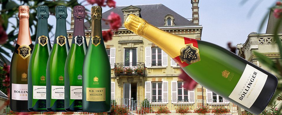 24. oktober i Oslo - Champagnekveld med Bollinger