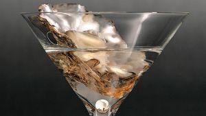 Gjør martinien ekstra sexy med østers