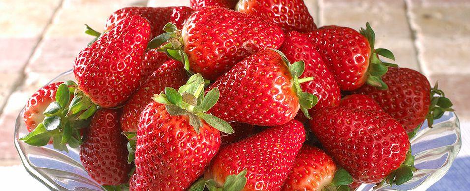 Styla jordbær