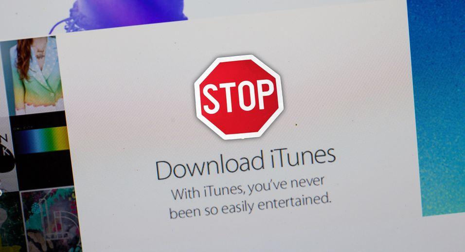 Beklaget lang nedetid for iTunes og App Store