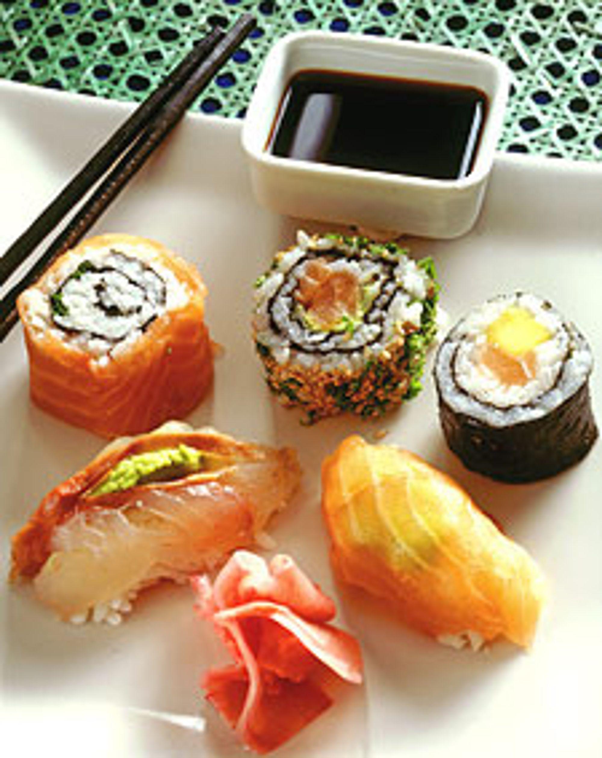 sushi oslo sentrum