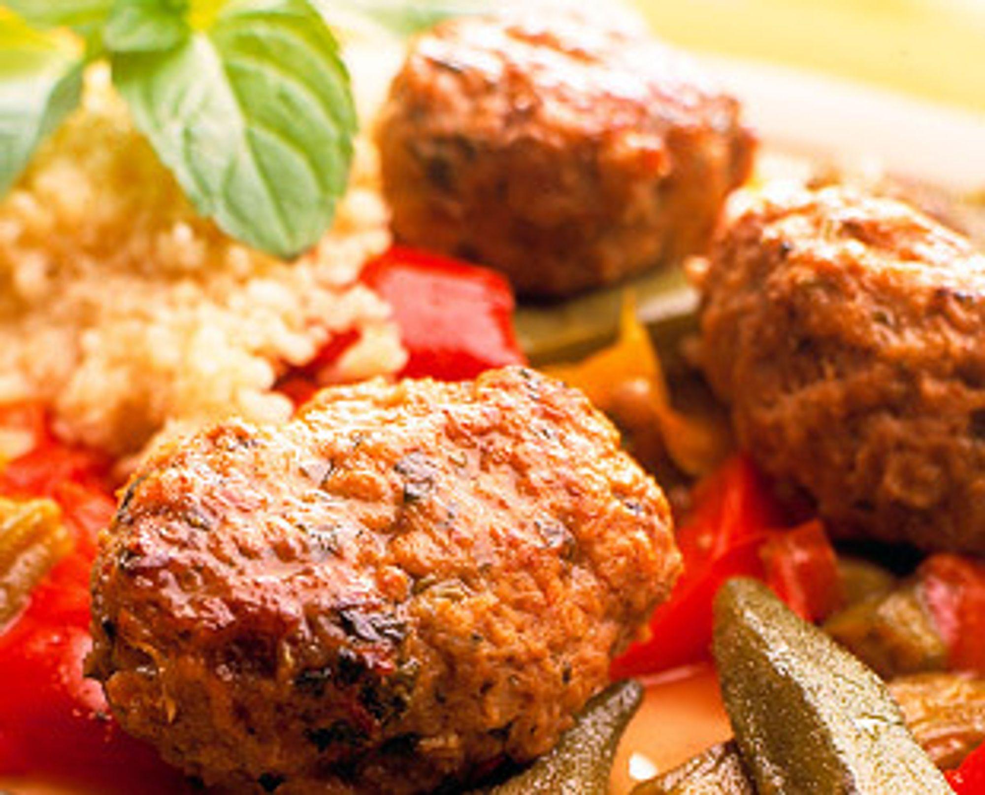 Gi lammemiddagen smak av Midtøsten eller Asia