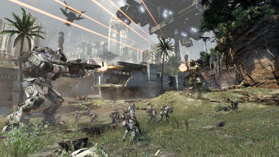 Titanfall 2 kommer til PlayStation 4
