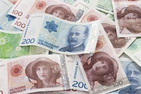 Kanskje vil den norske valutaen også bruke Bitcoin-teknologi en gang i fremtiden.