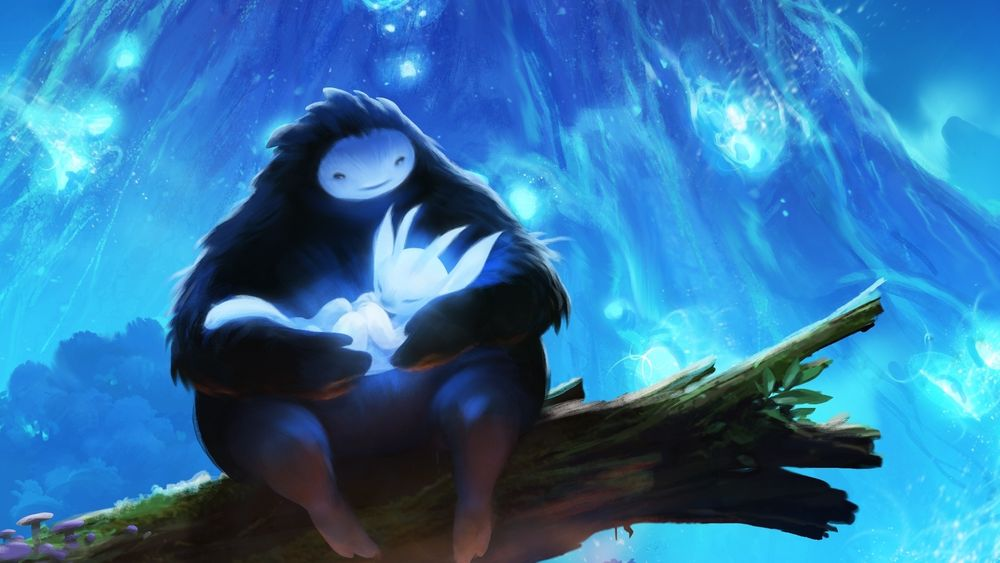 ANMELDELSE: Ori and the Blind Forest