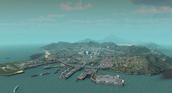 Her er Grand Theft Auto V-byen gjenskapt i Cities: Skylines