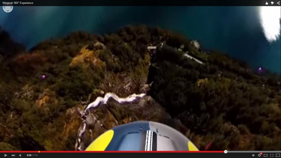Nå kan du se 360-graders videoer på YouTube – og det takket være norsk teknologi