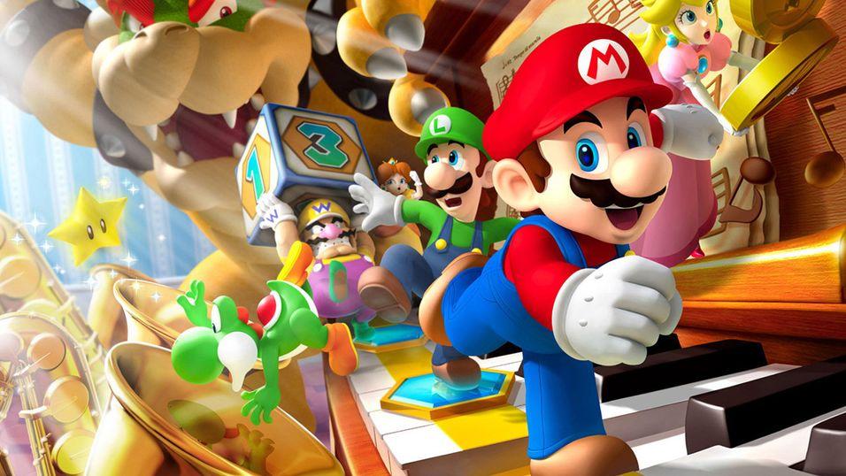 Nå kommer Mario endelig til mobilen