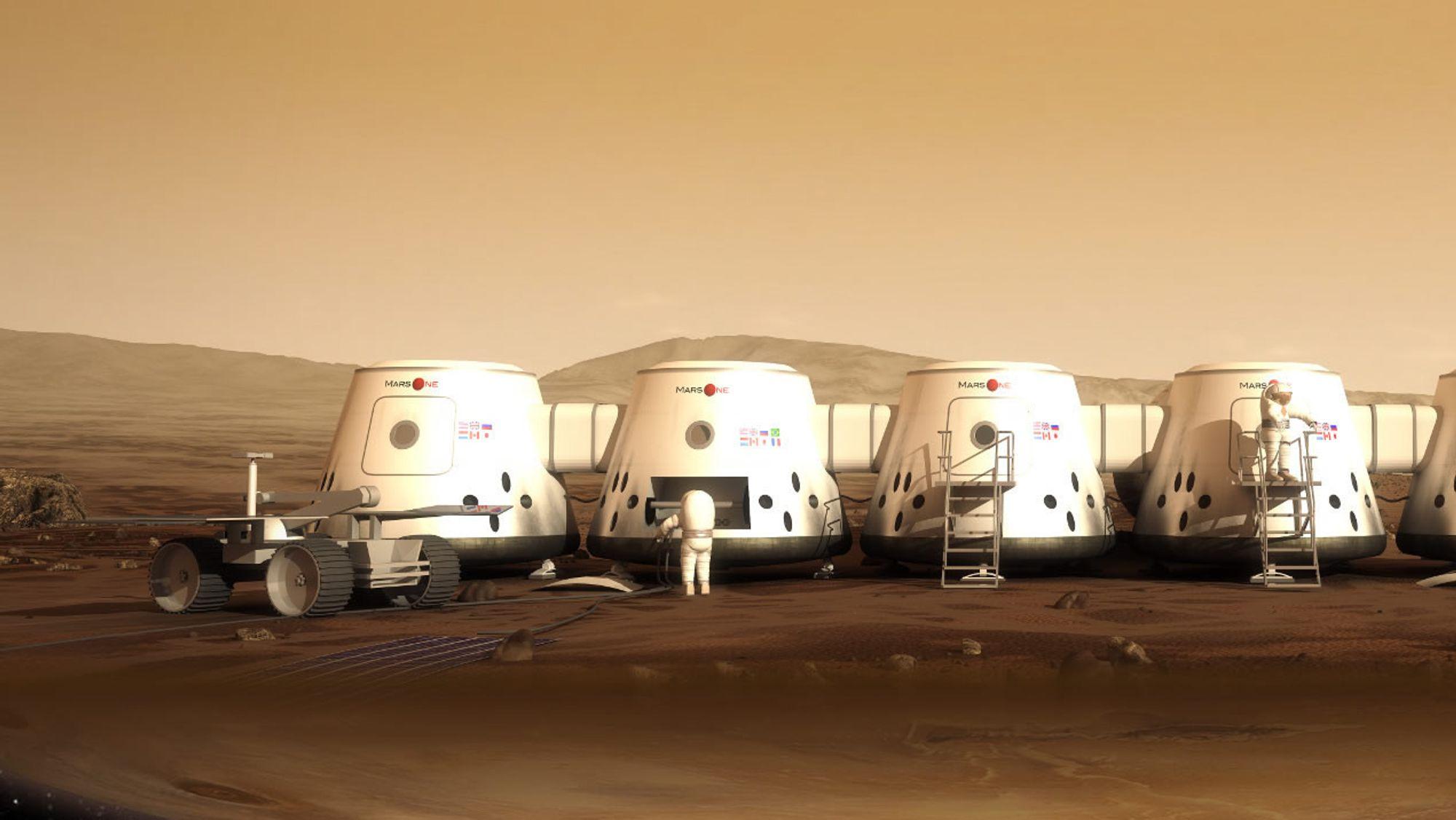 Blir det ingen reise til Mars likevel? - Teknofil.no