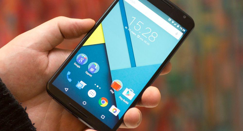 Motorolas Nexus 6 er stor for mange, og spesielt billig er den heller ikke. Men for en kraftpakke den er!