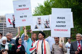 IS er uønsket de fleste steder, også på Internett.