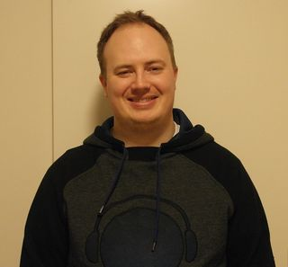 Kim-Erik Aanes i GamersLeague.