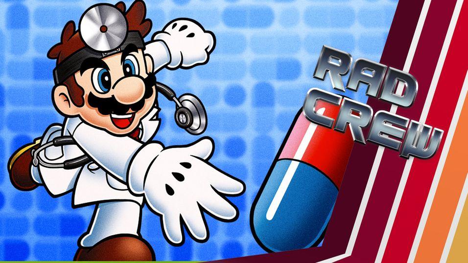PODKAST: Dette er Nintendo-seriene Rad Crew helst vil se på mobil