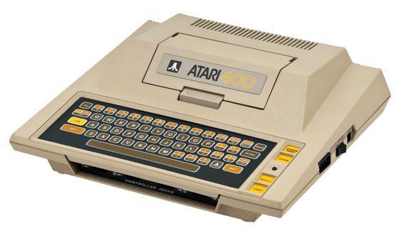 Atari 400.