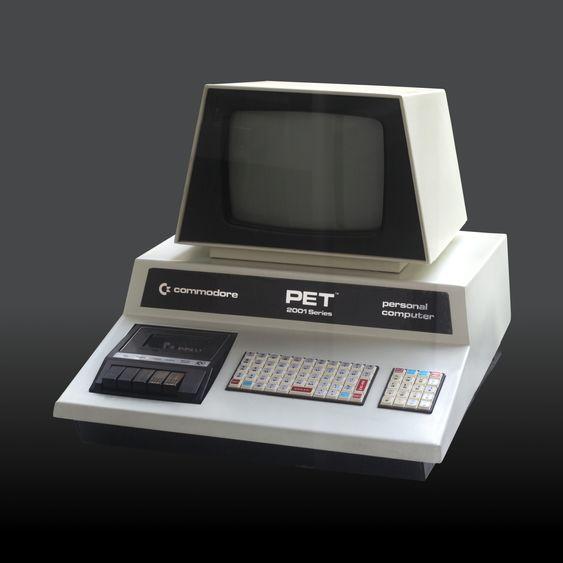 Commodore PET.