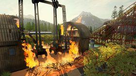 Fans var ikke spesielt fornøyd med grafikken i RollerCoaster Tycoon Worlds siste trailer.
