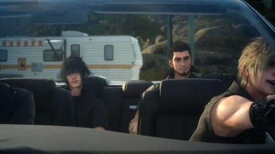 Spoiler: De får fiksa bilen.