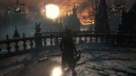 Oginam hadde neppe tid til å se på soloppgangen.