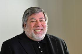 Apple-medgrunnlegger Steve Wozniak har et pessimistisk syn på kunstig intelligens.