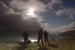 Denne musikkvideoen ble spilt inn live under solformørkelsen
