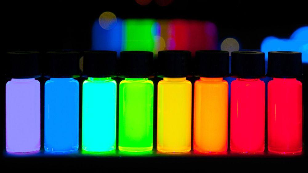 GUIDE: Dette er kvanteprikkene som skal gi LCD-teknologien nytt liv
