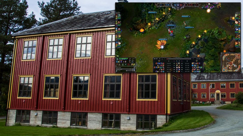 E-sportlinja ved Namdal folkehøgskole skal blant annet lære bort «spillforståelse, analyse, strategi og taktikk» i League of Legends.