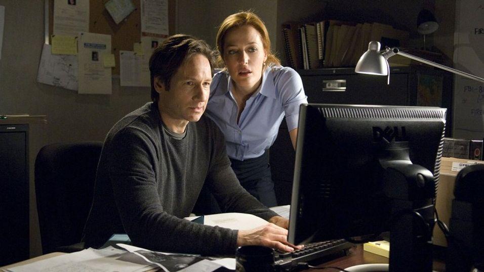 Se X-Files i HD-kvalitet hos Netflix nå