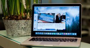 Test: Apple MacBook Pro Retina 13 (Tidlig 2015)