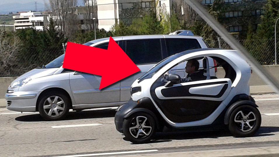 Franske 14-åringer kan kjøre Renaults mini-elbil lovlig