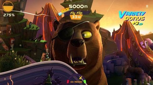 Lurer på hva den bjørnen tenker?