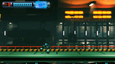 Kan Mighty no. 9 leve opp til Mega Mans glansdagar?