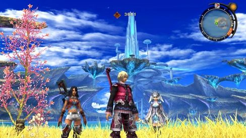 Blir Xenoblade Chronicles like bra på 3DS som på Wii?