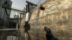 City 17 har fått en visuell oppgradering, men kloakken er fortsatt like skitten.