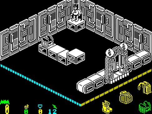 Batman debuterte i en kjær 80-talls-sjanger: 3D-isometriske plattformspill.