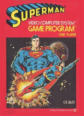 Superman gjør seg dårlig som spillhelt. Det finnes knapt noen bra spill med stålmannen i hovedrollen.