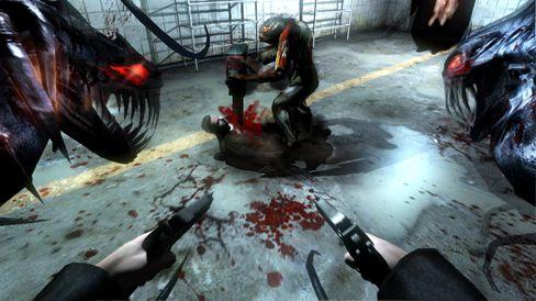 Førstepersonsspillet The Darkness var en fenomenal tolking av tegneserien med samme navn.