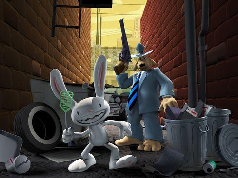 Frilanspolitibetjentene Sam og Max gjenoppstod på 90-tallet takket være Telltale Games.